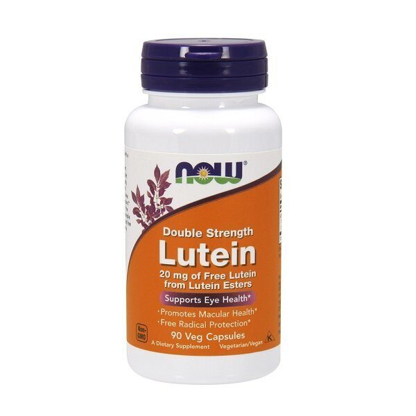 Now Lutein Double Strength (90капс)