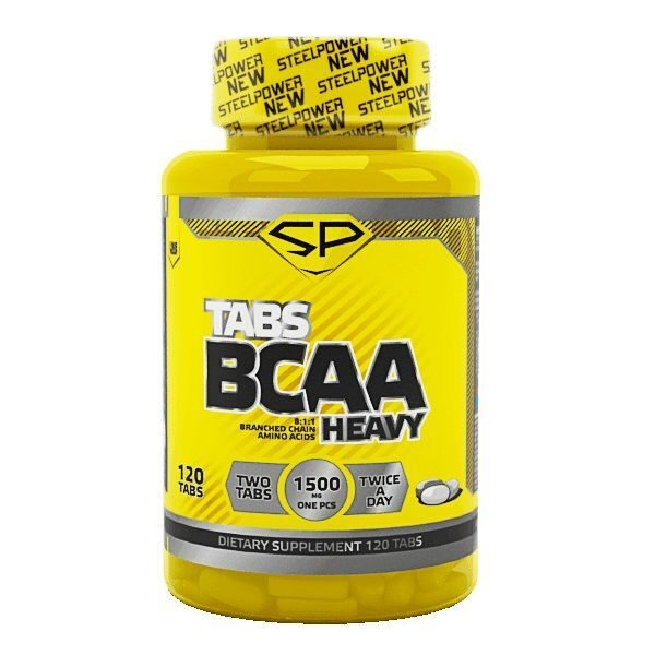 Steel Power Heavy BCAA (120таб)