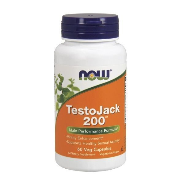Now TestoJack 200 (60капс)