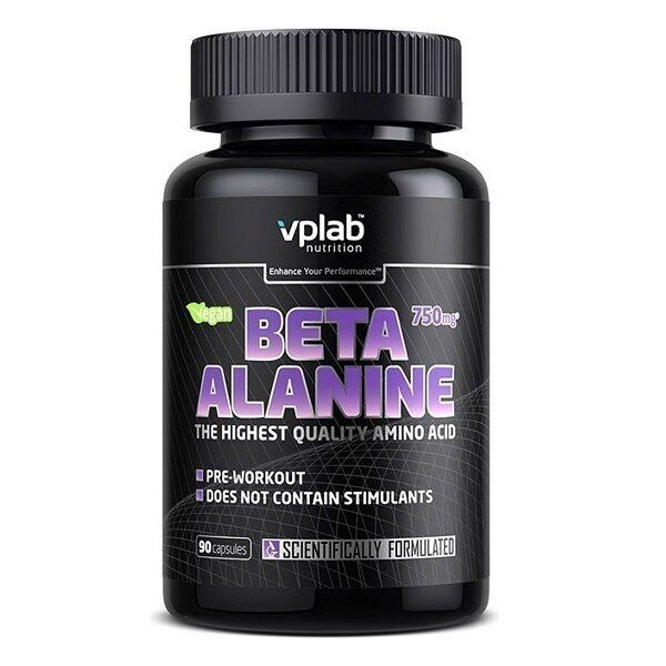VP Lab Beta-Alanine (90капс)