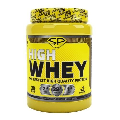Steel Power High Whey (900гр)