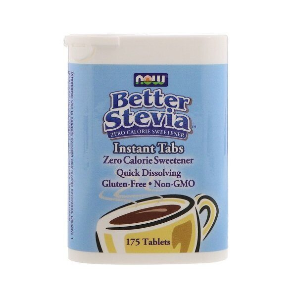 Now Better Stevia (175таб)