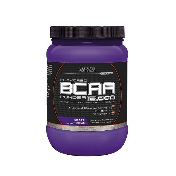 Ultimate BCAA 12000 Powder (228гр)