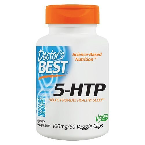 Dr.Best 5-HTP 100mg (60капс)