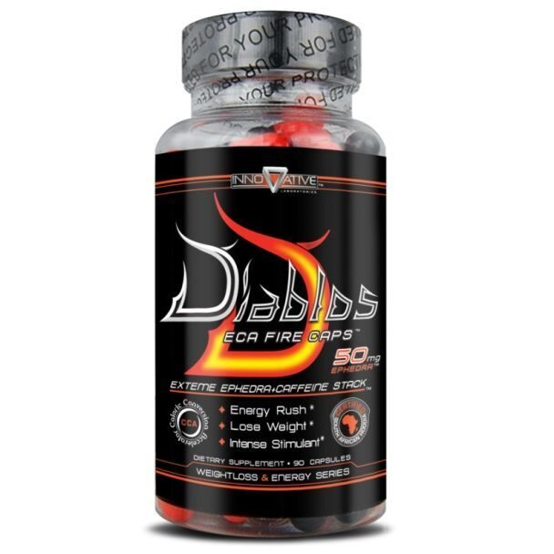 Innovative Labs Diablos ECA Fire (90капс)