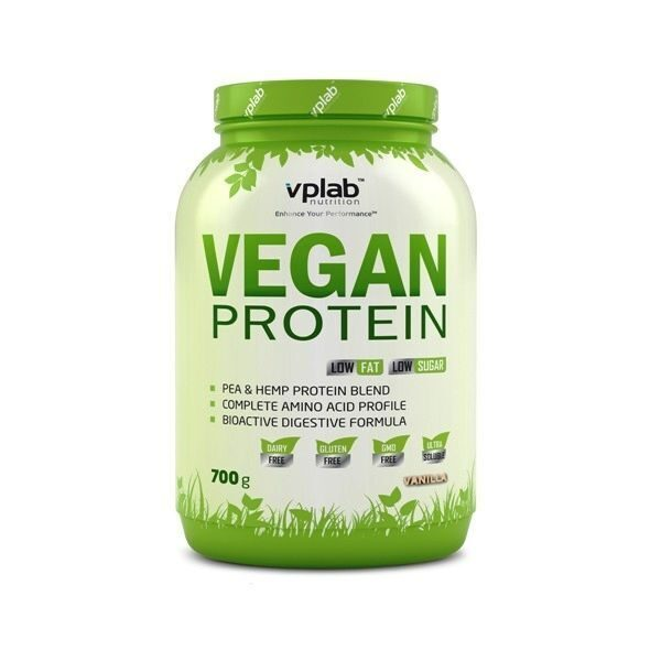VP Lab Vegan Protein (700гр)