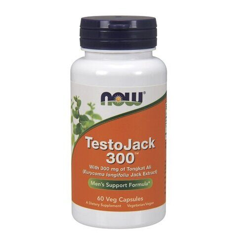 Now TestoJack 300 (60капс)