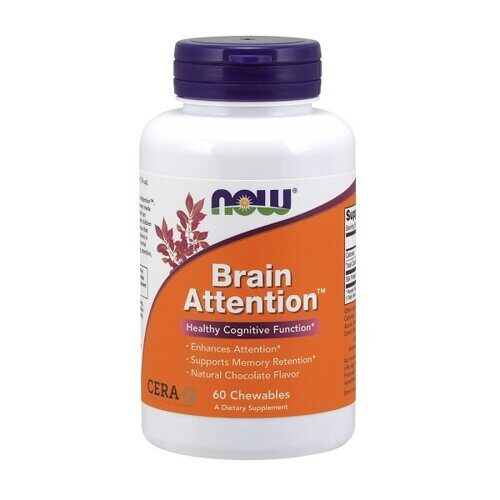 Now Brain Attention (60таб)
