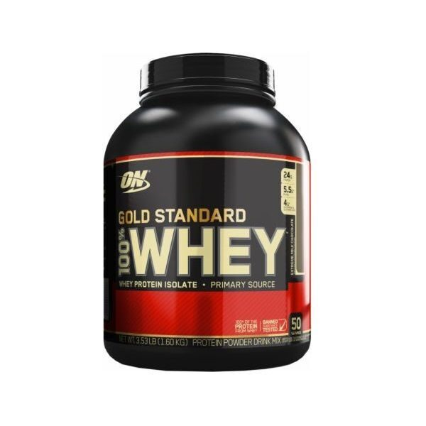 Optimum 100% WHEY Gold Standard (1500гр)