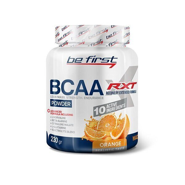 Be First BCAA RXT Powder (230гр)