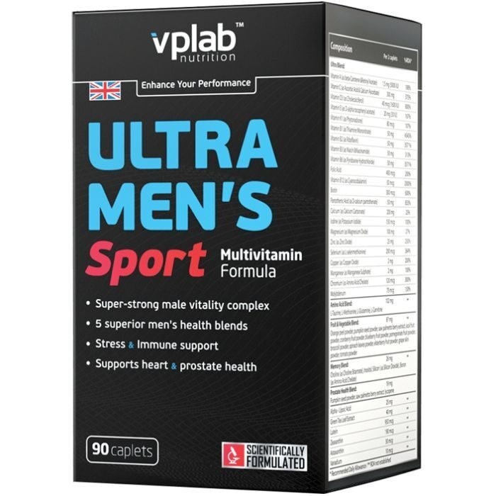 VP Lab Ultra Men`s Sport (90таб)