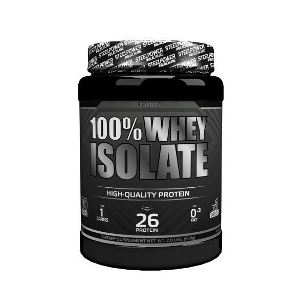 Steel Power 100% Whey Isolate (900гр)