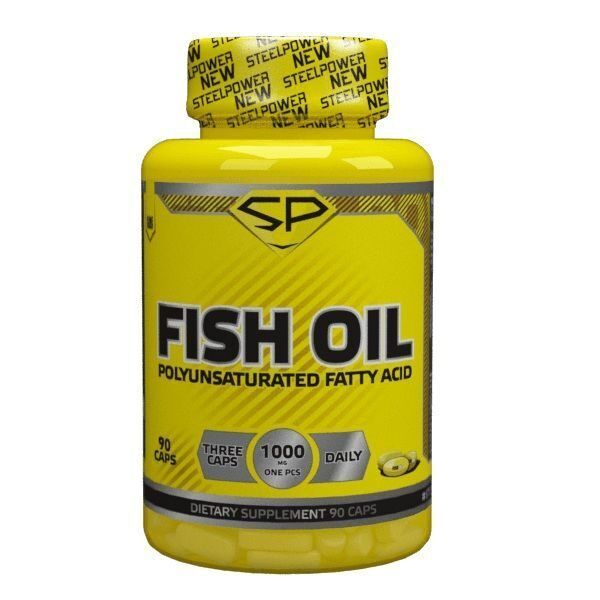 Steel Power Fish Oil (90капс)