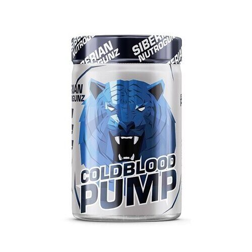Siberian Nutrogunz Cold Blood Pump (150гр)