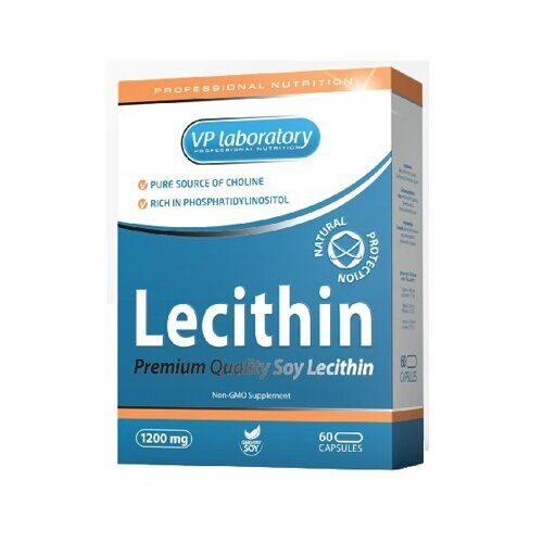 VP Lab Lecithin (60капс)