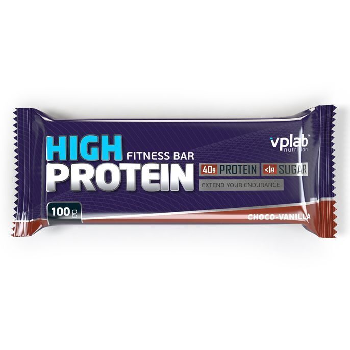 VP Lab 40% High Protein Bar (100гр)