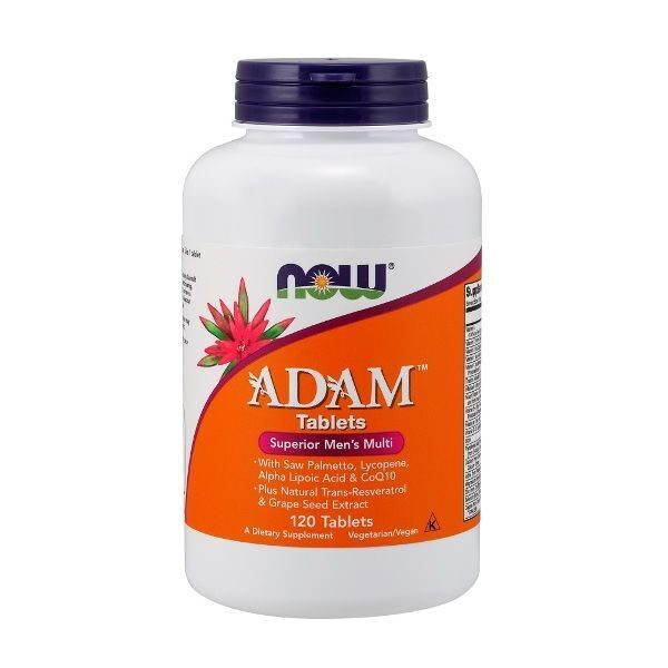 Now ADAM Tablets (120таб)