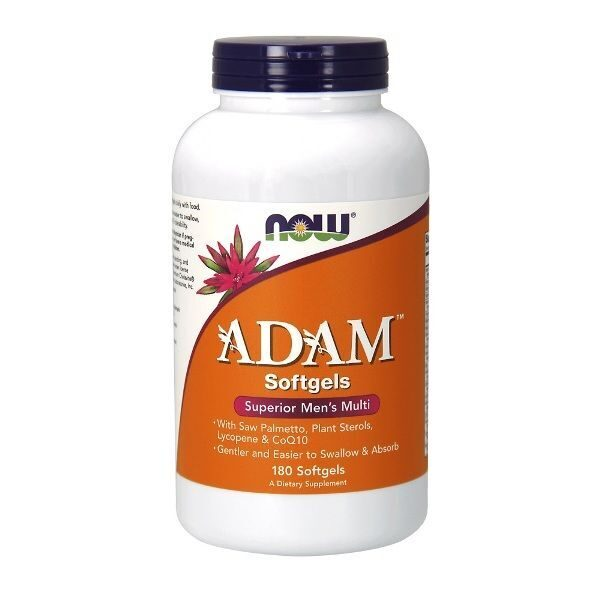 Now ADAM Softgels (180капс)