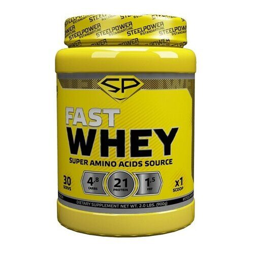 Steel Power Fast Whey (900гр)