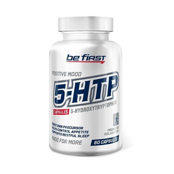 Be First 5-HTP Capsules 100mg (60капс)