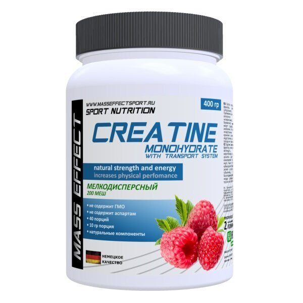 Mass Effect Creatine (400гр)