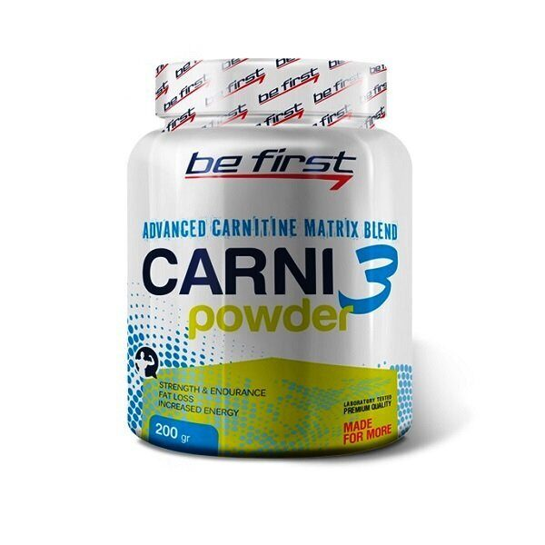 Be First Carni-3 Powder (200гр)