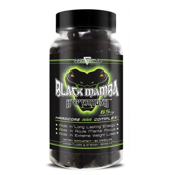 Innovative Labs Black Mamba (90капс)