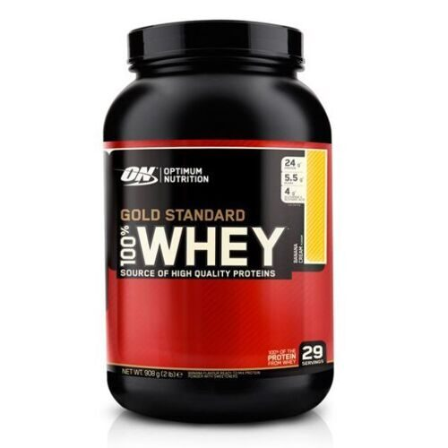 Optimum 100% WHEY Gold Standard (909гр)