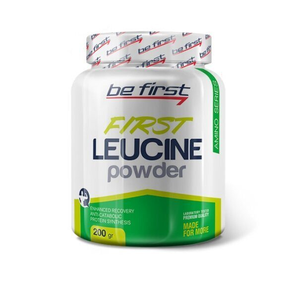 Be First First Leucine Powder (200гр)