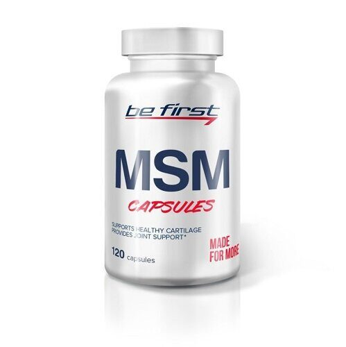 Be First MSM Capsules (120капс)