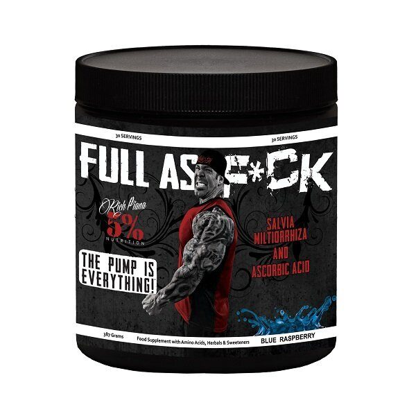 Rich Piana 5% Full As F#ck (375гр)