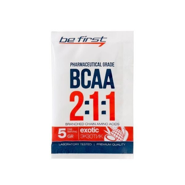 Be First BCAA Powder (5гр)