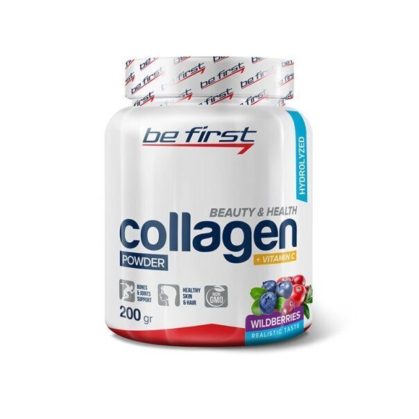 Be First Collagen Powder (200гр)