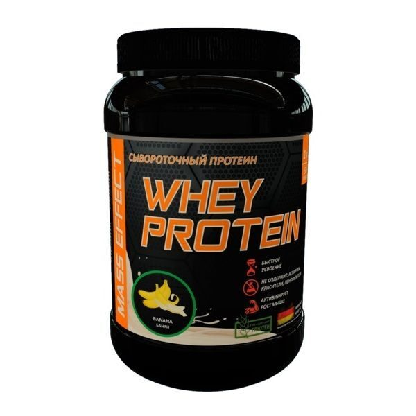Mass Effect Whey Protein (1000гр)