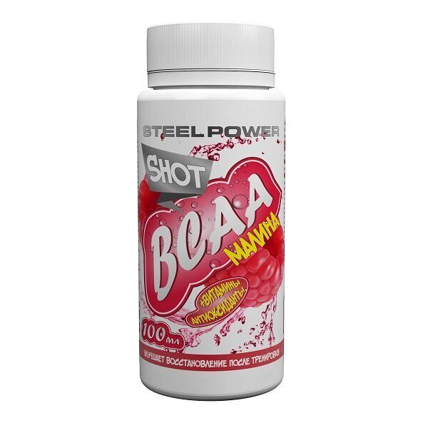 Steel Power BCAA Shot (100мл)