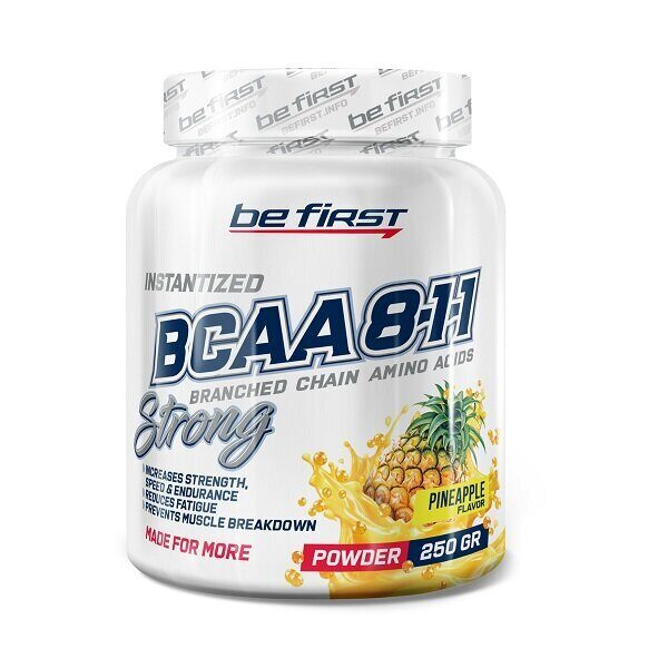 Be First BCAA 8:1:1 Instantized Powder (250гр)