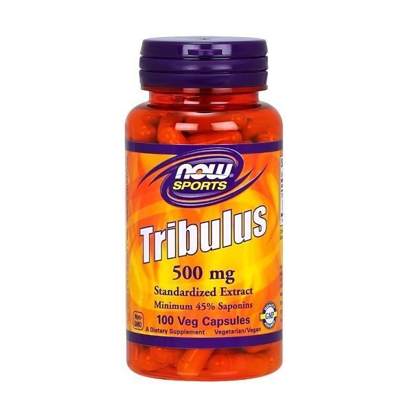 Now Tribulus Terrestris 500mg (100капс)