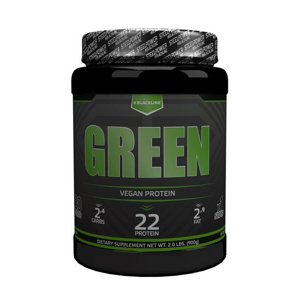 Steel Power Green Vegan Protein (900гр)
