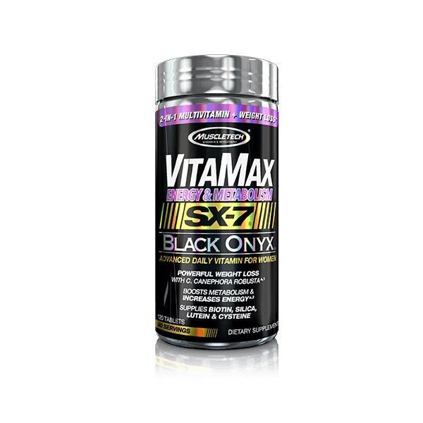 MuscleTech VitaMax SX-7 for Women (120таб)