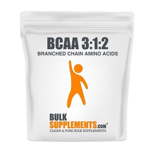 Bulk Supplements BCAA 3-1-2 (500гр)
