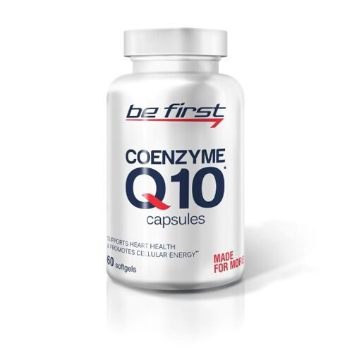Be First Coenzyme Q10 60mg (60капс)