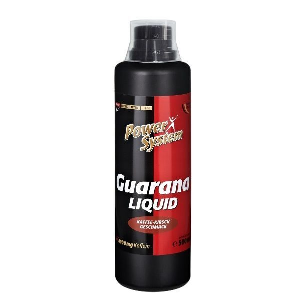 Power System Guarana Liquid (500мл)