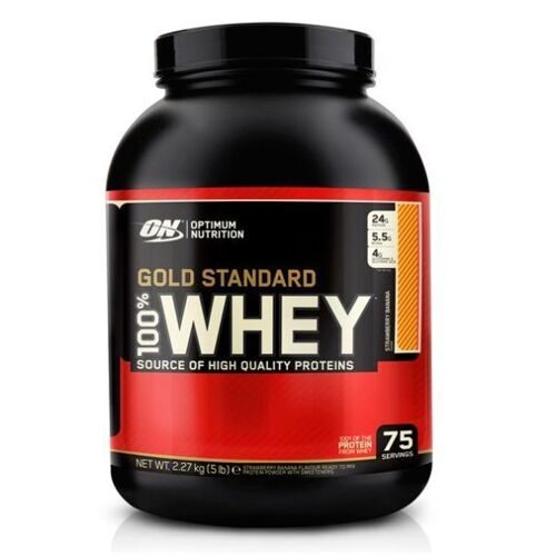 Optimum 100% WHEY Gold Standard (2270гр)