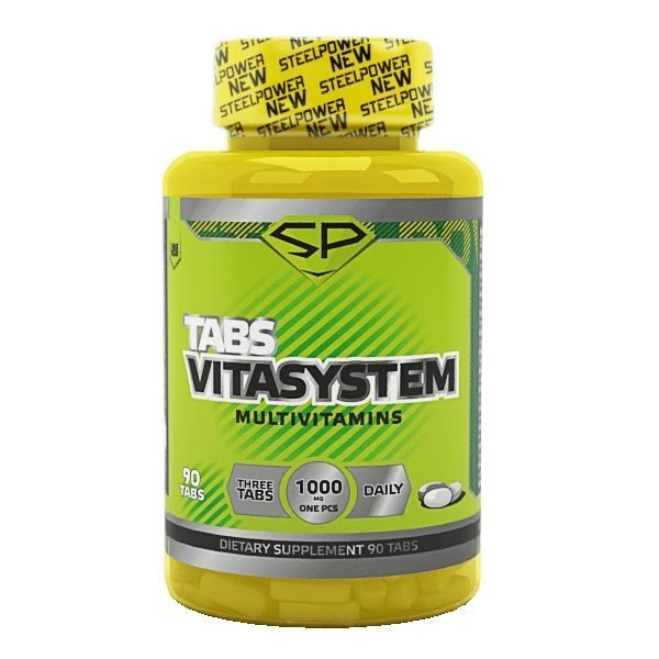 Steel Power VitaSystem (90таб)