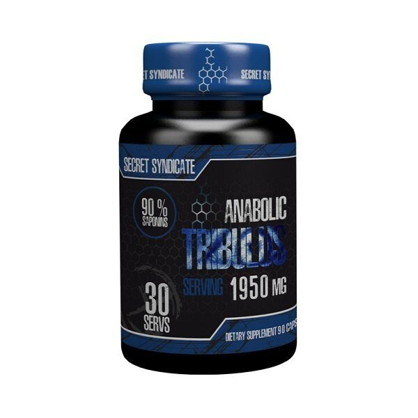 Secret Syndicate Anabolic Tribulus (90капс)