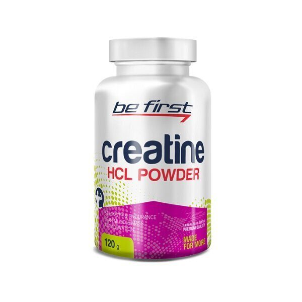 Be First Creatine HCl Powder (120гр)