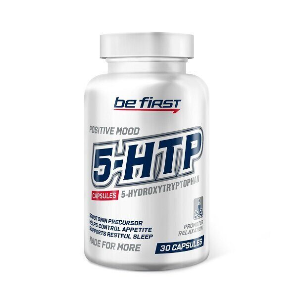 Be First 5-HTP Capsules 100mg (30капс)