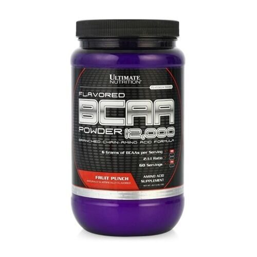 Ultimate BCAA 12000 Powder (457гр)