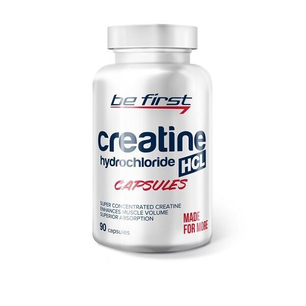 Be First Creatine HCl Capsules (90капс)