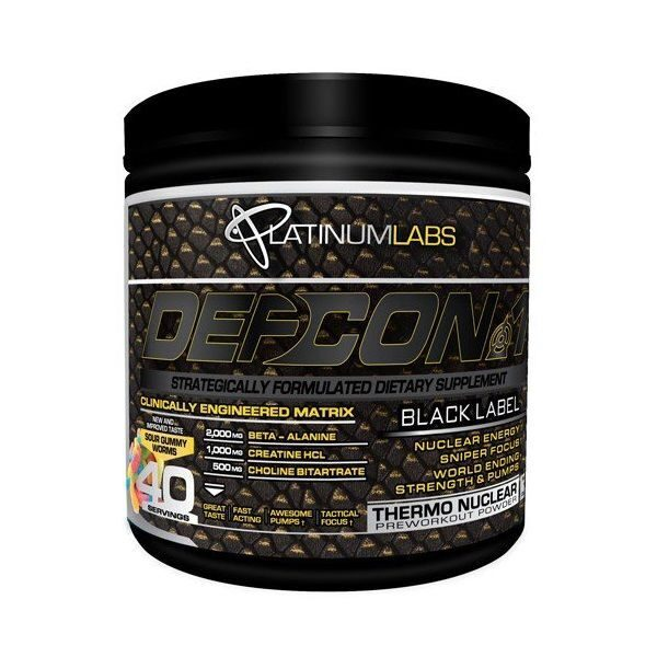 PlatinumLabs Defcon 1 Black Label (328гр)